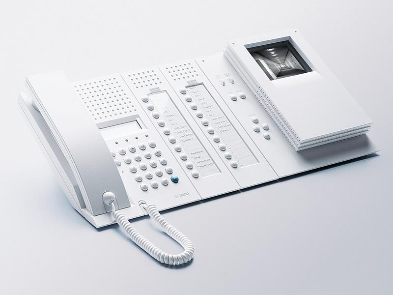 Siedle Multi, Hochleistungssystem für komplexe Anwendungen