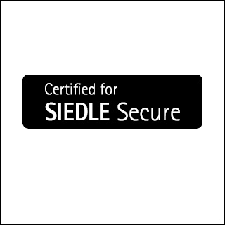 Certified for Siedle Secure