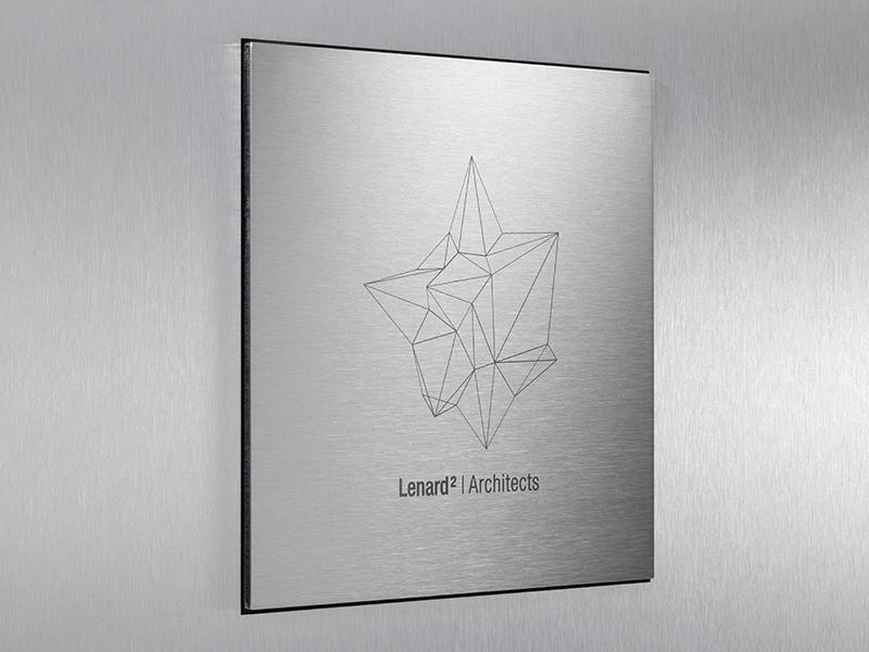 Siedle Laserbeschriftung individuelle Beschriftung