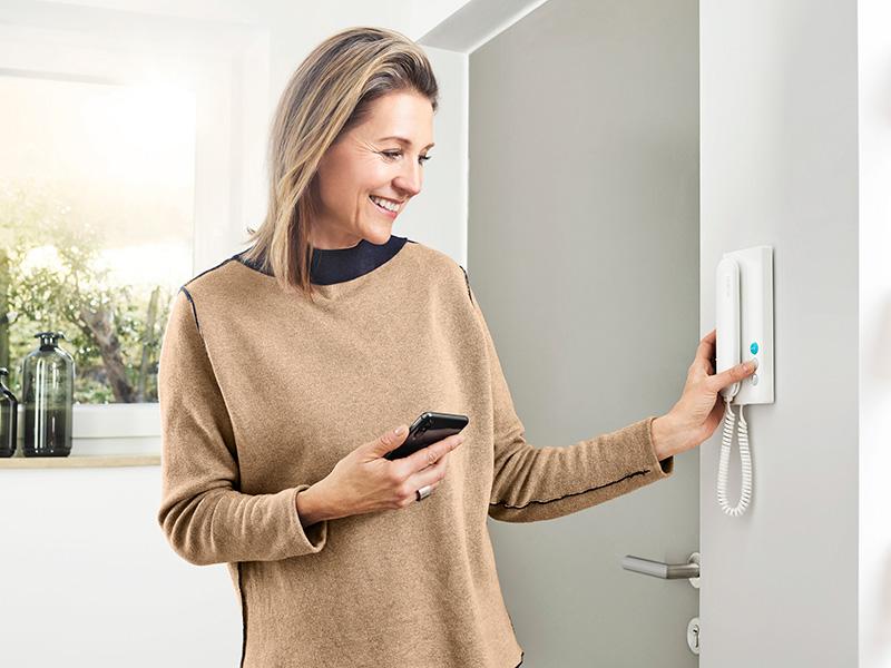 Siedle IQ-In-Home Phone Installation