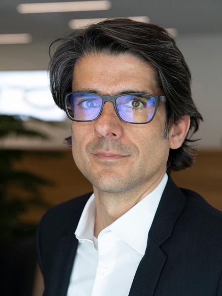 Clemens Czibulinski, Leiter der Software-Entwicklung bei Siedle