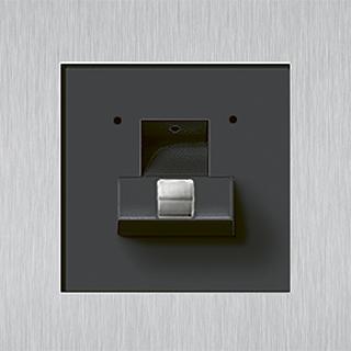 Siedle Steel Funktionsmodul Fingerabdruckerkennung