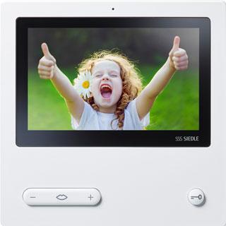 Siedle Neue Kameras und Video Panel: Voller Durchblick am Eingang