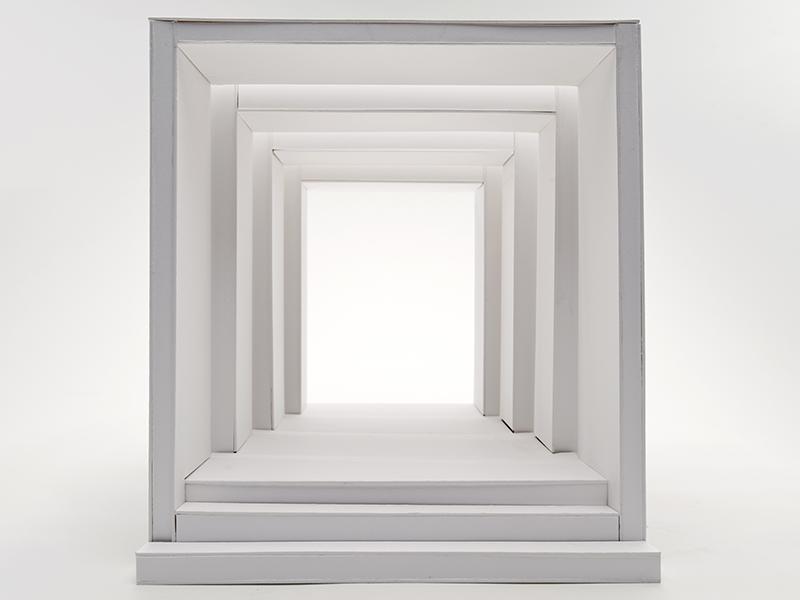 Bauhaus University, Threshold space by Ekaterina Galinka