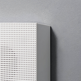 Siedle Basic Audio Seitenansicht Detail