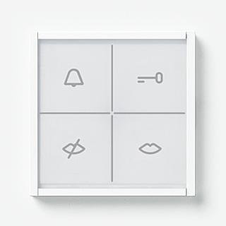 Siedle Vario Function module status display