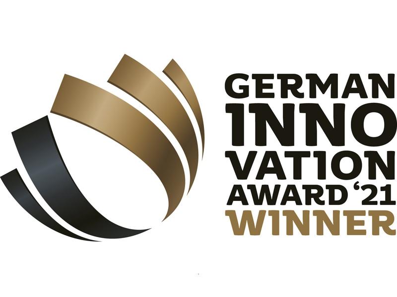 Der Rat für Formgebung hat die Siedle IQ-Haustelefone mit dem German Innovation Award 2021 prämiert.