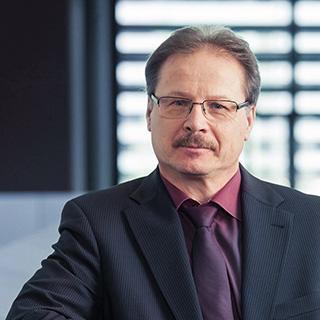 Siedle Mitarbeiter Axel Döring