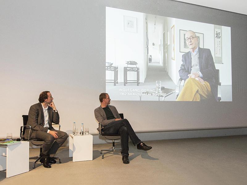 Architekturmuseum München Paul Schneider-Esleben