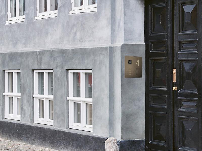 Siedle Classic Nyhavn Kopenhagen