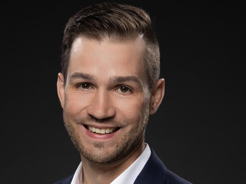 Siedle Access Produktmanager Markus Hummel