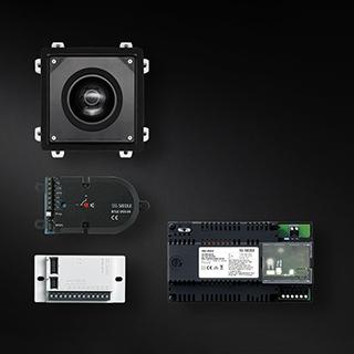 Siedle Einbau-Kit mit Kamera 130