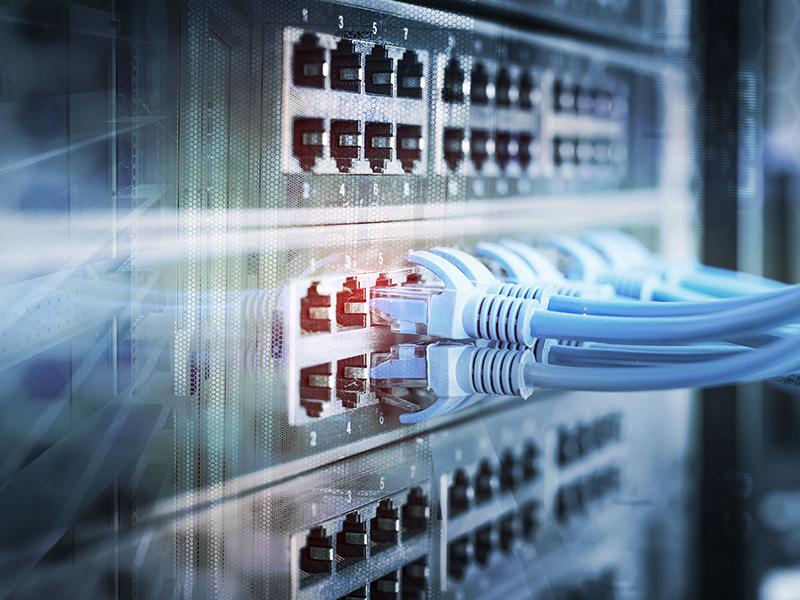 Siedle Access Anschluss ans IP-Netz