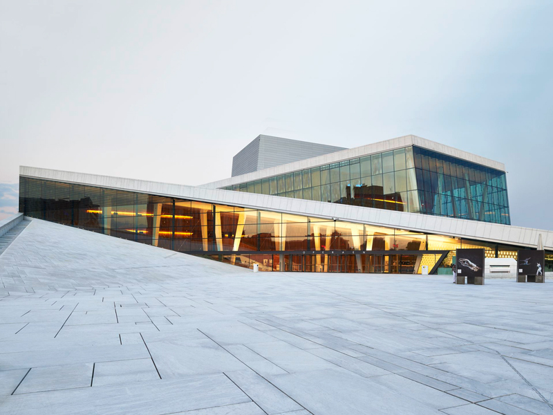 Norwegian National Opera & Ballet, Oslo