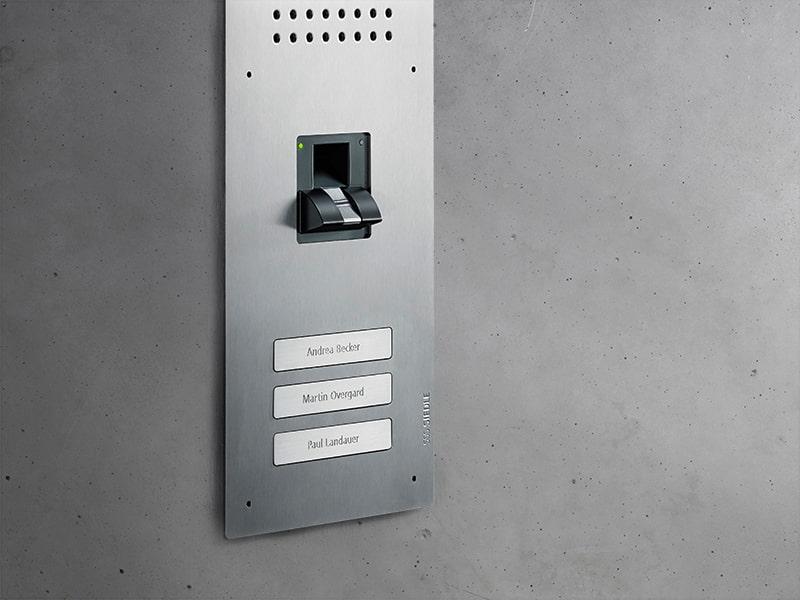 Siedle Fingerprint module