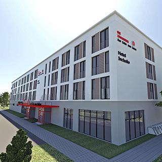 Siedle Barrierefreiheit Hotel Includio Regensburg