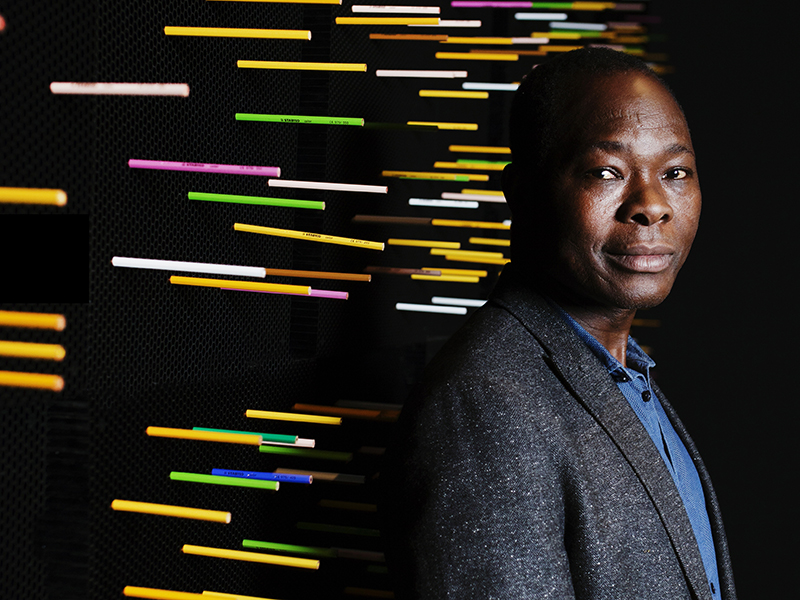 """Francis Kéré: """"Radically simple"""""""