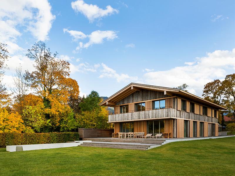 House on Tegernsee