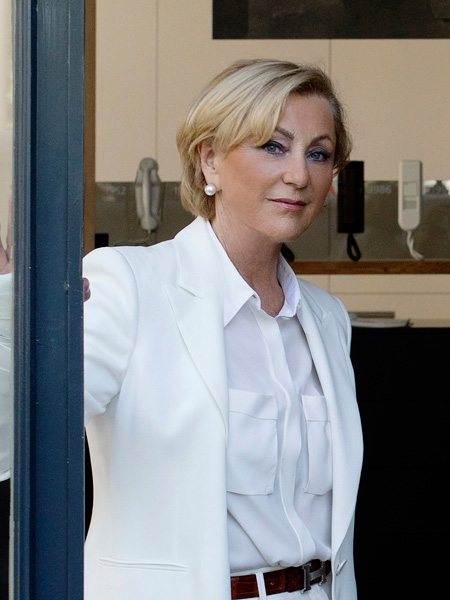 Unternehmerin Gabriele Siedle