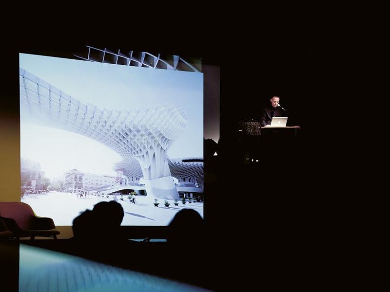 Siedle Engagement für Architektur