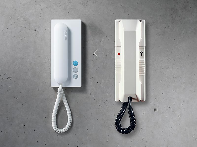 Siedle Haustelefone Austausch