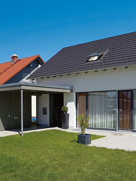Einfamilienhaus Marbach