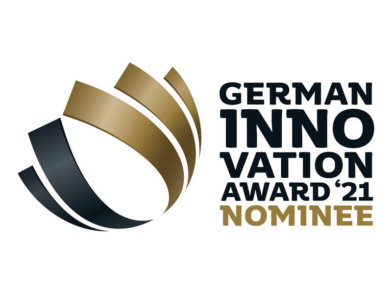 Siedle IQ Haustelefone Germen Innovation Award 2021 Nominee