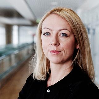 Siedle Mitarbeiterin Sabrina Mandusic