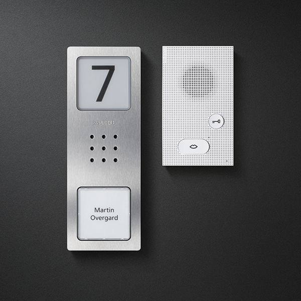Audio-Set Siedle Basic