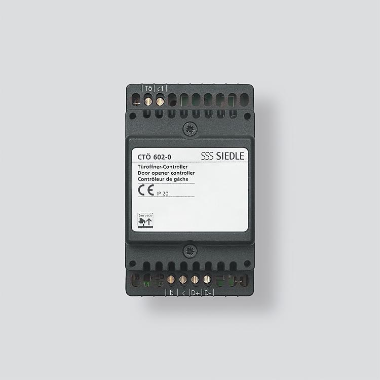 CTÖ 602-0 Controller-Türöffner