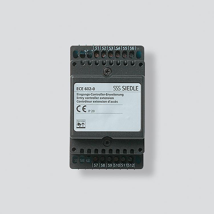 ECE 602-0 Entrance controller extension