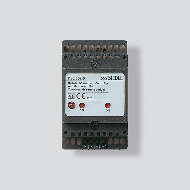 Anti-pilfer controller DSC 602-0