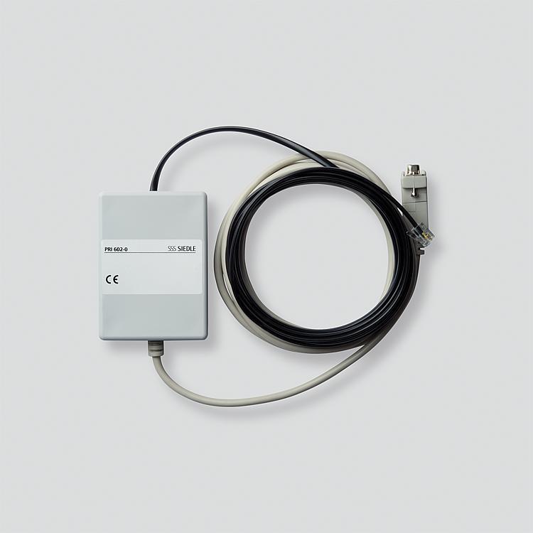 Programmierinterface RS232 PRI 602-0