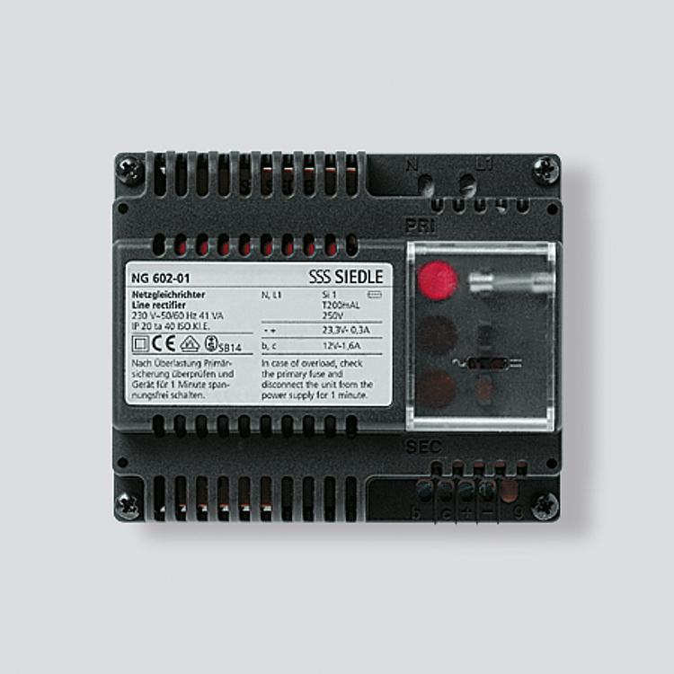 Netzgerät NG 602-01 DE
