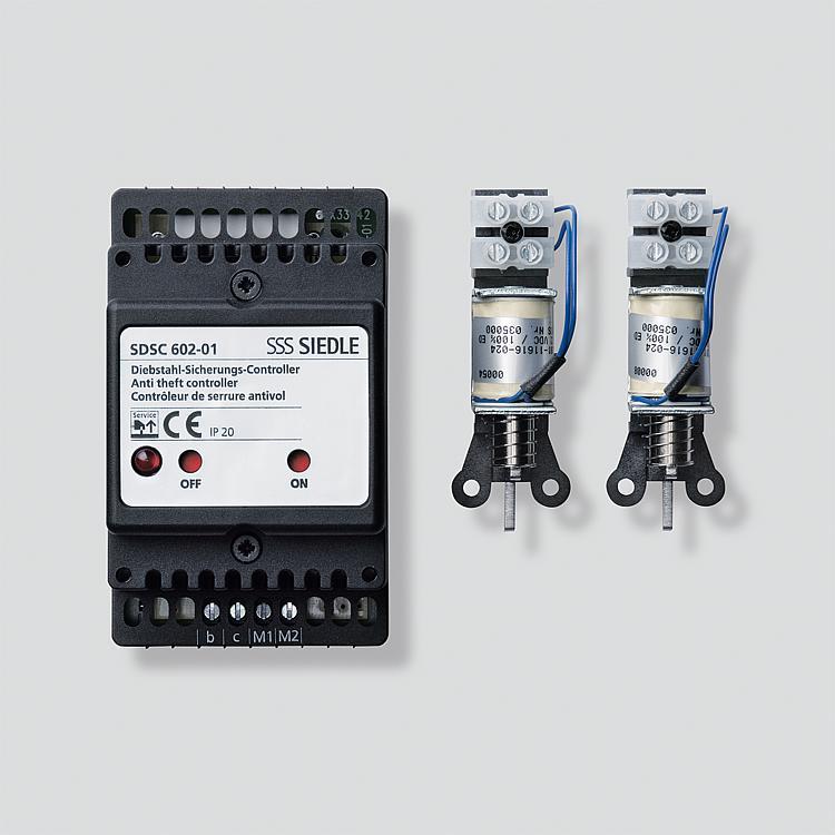 Pilfer safeguard ZDS/CL