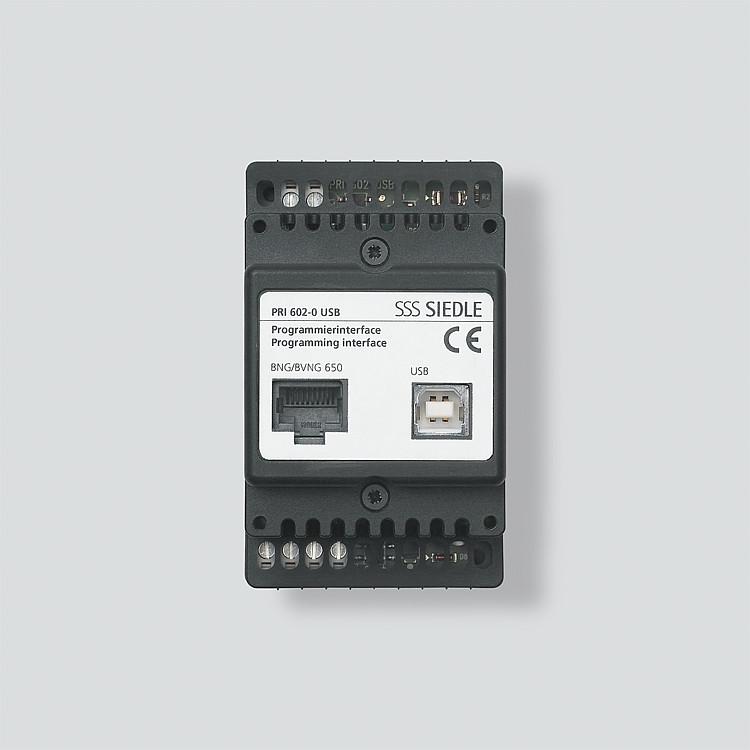 Programmierinterface USB PRI 602-01 USB