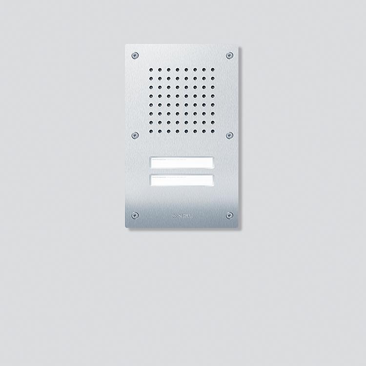CL 111-2 B-02 Siedle Classic Türstation Audio