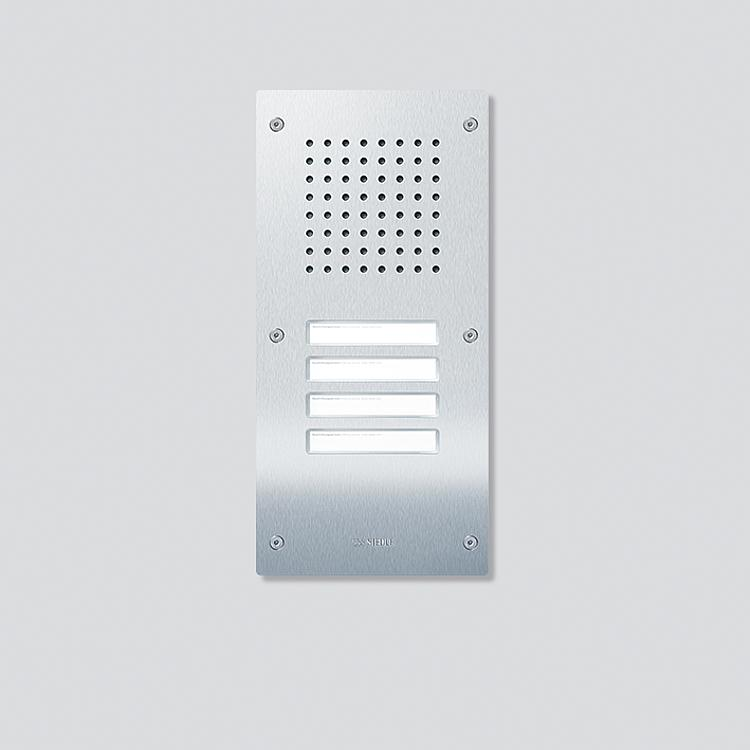CL 111-4 B-02 Siedle Classic Türstation Audio