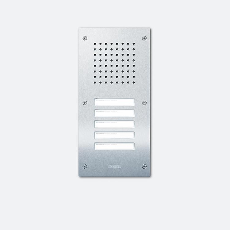 CL 111-5 B-02 Siedle Classic Türstation Audio