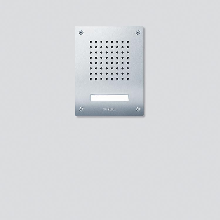 CL 111-1 R-02 Siedle Classic door station audio