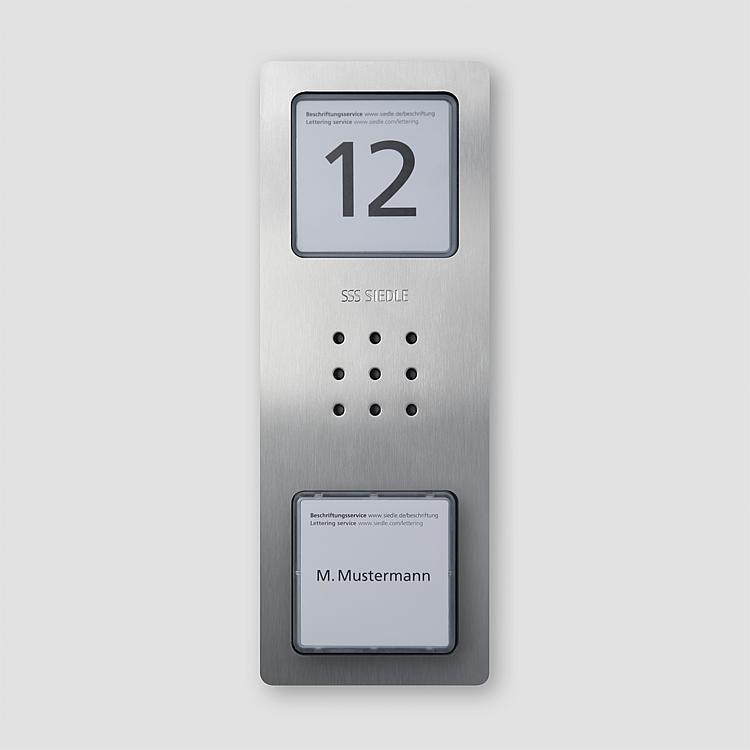 CA 850-1 E Audio-Türstation Siedle Compact