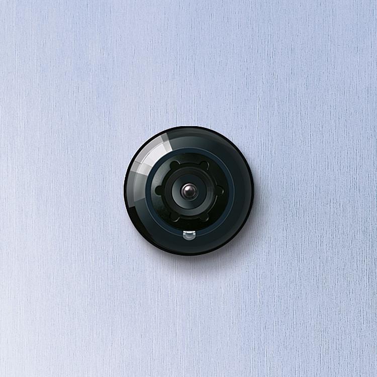 SCM 618-02 DG System-free camera 180