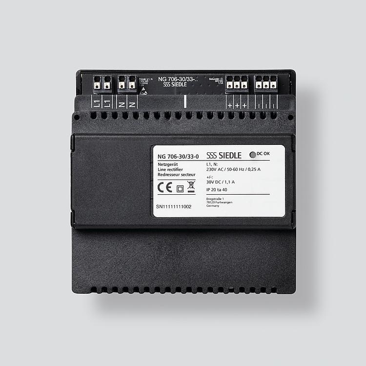 Netzgerät NG 706-30/33-0