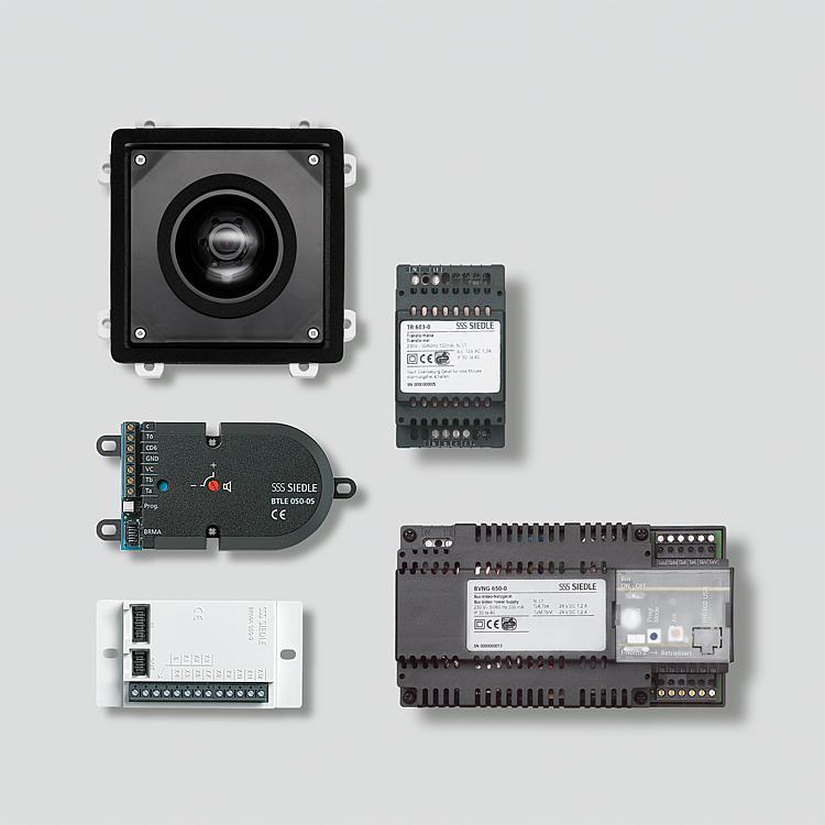 Einbau-Kit Video KIT EV 058-0