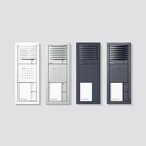 siedle siedle vario i antracitgr. Black Bedroom Furniture Sets. Home Design Ideas