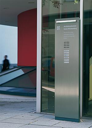 Siedle chambre des architectes for Chambre des architectes