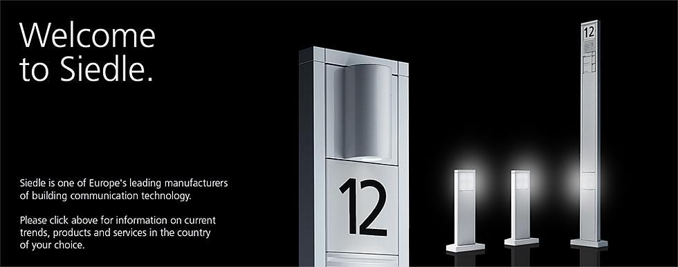 siedle international home. Black Bedroom Furniture Sets. Home Design Ideas